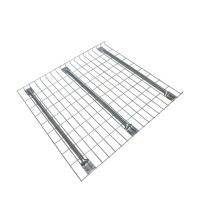 Zinc Plated Welded Wire Mesh Decking For Selective Pallet Racking