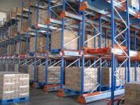 Storage Racks Drive In Pallet Drive Racking Customize Dimensions