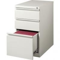 OEM Company File Storage Cabinets Three - Drawer Lockable Fixed Structure