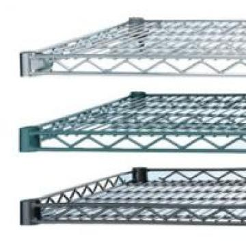 Hospital Storage Tall Hygienic Industrial Wire Shelving Capacity 250 - 300kg