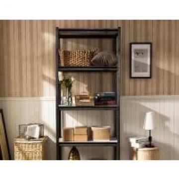 """Industrial Style Boltness Portable Metal Shelving 60"""" Height For Household"""