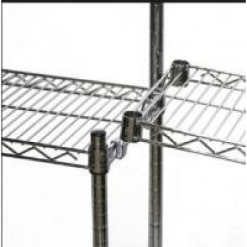 Shelf Connection Hook For Add On Wire Shelving Units Style Selections Shelving