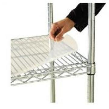 Wire Shelves Clear Plastic Liners Wire Shelving Replacement Parts