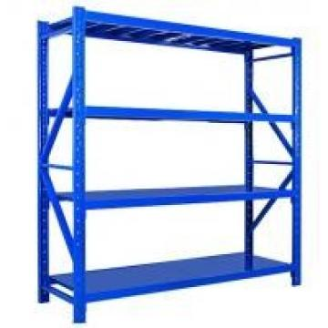 Smooth Surface Multi - Level Wide Span Shelving For Food / Beverage Industry