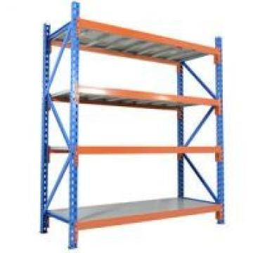 Customization Cold Steel Wide Span Shelving / Commercial Metal Racks