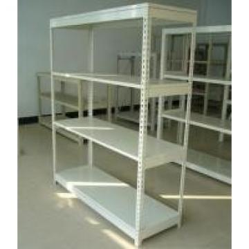 White Color Boltless Storage Rivetier Racking For Cell Phone Display