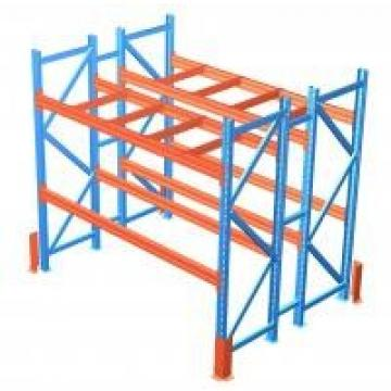 Space Saving Heavy Duty Storage Racks , Cold Roll Steel Racking System Quick