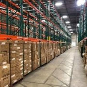 Selective Food Industrial Racking Systems / Heavy Duty Storage Rack