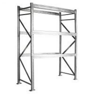 Outdoor Custom Metal Shelving , Hot Dipped Galvanized Pallet Racking Components