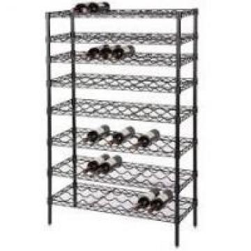 Common Commercial Wire Shelving , 8 Tier Freestanding Organizer Holder And Water