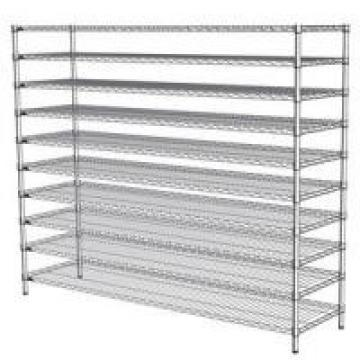 10 Layer Stainless Steel Shelves Organizer Wire Food Processing Environment