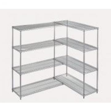 Large Capacity Chrome Plated Commercial Wire Shelving Unit Add On Kit In Food