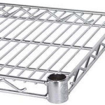 Freezer Warehouse Rolling Commercial Wire Shelving 5 - Layers 355*533*1215mm