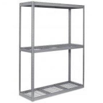 """Long Span Commercial Wire Shelving Heavy Duty Wire Decking 48 x 24 x 48"""""""