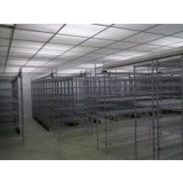 Cold Room High Density Shelving System For Dry Storage , Coolers And Walk-In