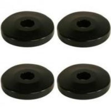 Plastic Donut Bumper For Compact Wire Shelving Storage System