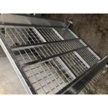 """54"""" X 54"""" X 25"""" Collapsible Wire Container Hot Dipped Galvanization Coating With"""