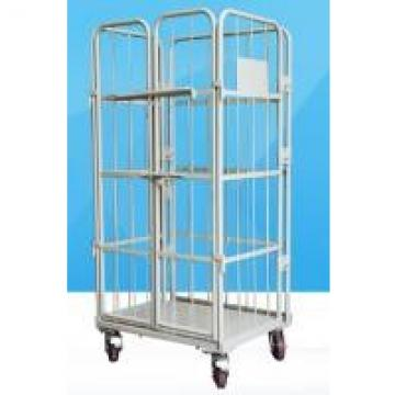 High Loading Capacity Retail Warehouse Corrossion Resistant Logistic Metal Wire