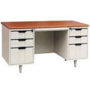 Modular Designed Writing Desk With Filing Drawer Cabinet Home Office Furniture