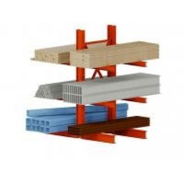 Heavy Duty Warehouse Racking Systems Two Side Light Cantilever Pallet Racks