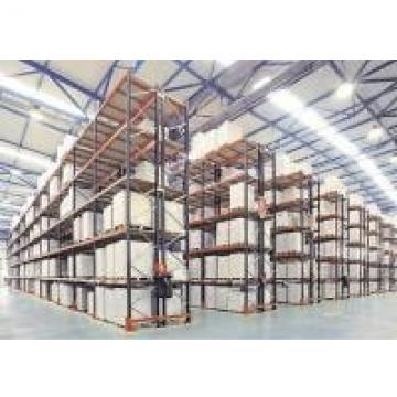 Beam Type Industrial Pallet Racks Suits for Single Species Products