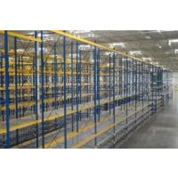 Industrial Heavy Duty Storage Racks With Wire Decking For Logistics Distribution