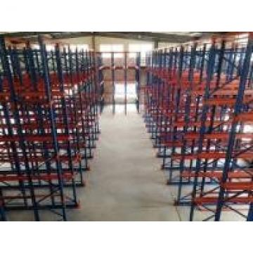 Cold Room Low Temperature 10 Layers Drive - In Pallet Racking / Material