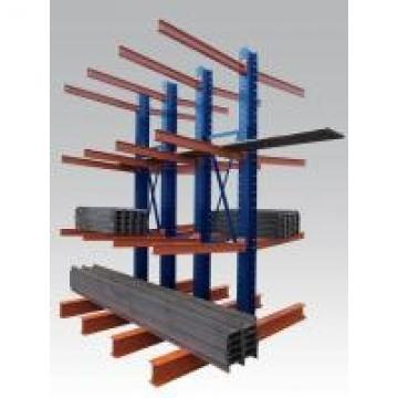 Pipe Dual Sided Cantilever Heavy Duty Storage Racks System 4 Meters High