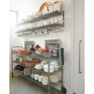 Multi - Function Commercial Wire Shelving , Hotel Counter Top And Food Prepare