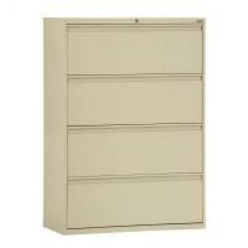 Customized Capacity Paper File Storgae Cabinet 4 Drawers Company Furniture