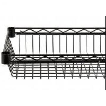"""4 Tier Metal Rolling Cart With Wheels With Baskets For Retail Storage 5"""" X 18"""" X"""