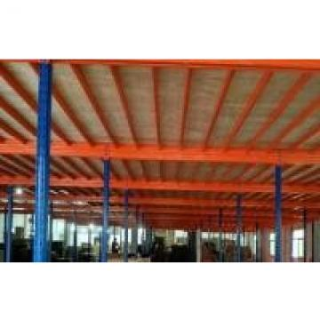 Space Saving Mezzanine Floor Planks Two Layers Marine Polywood Steel Plate