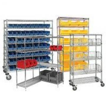 Circulates Custom Size Modular Industrial Wire Shelving For Agriculture Use