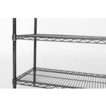 Standard Size Commercial Wire Shelving , Chrome - Plated Hygienic Wire Kitchen