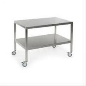 Customized Commercial Wire Shelving , Restaurant Hygienic Counter Top and Food