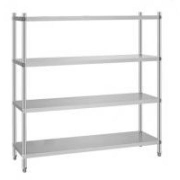 SS304 Anti-Corrossion Cold Room Heavy Duty Storage Racks , Industrial Steel