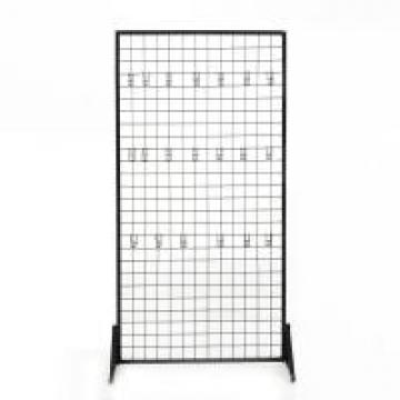 Multi - Functional Divider & Partition Commercial Wire Shelving , Metal Rolling