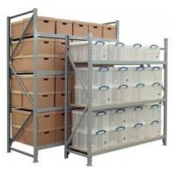 Welded Frame Widespan Light Duty Wide Span Shelving / Commercial Warehouse #1 image